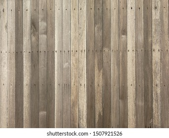 wood rustic style wallpaper seamless. Timber texture. background old panels. Grunge retro vintage wooden. Vertical stripes.