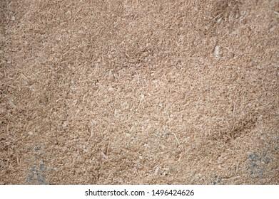 wood sawdust texture.  sawdust  background.