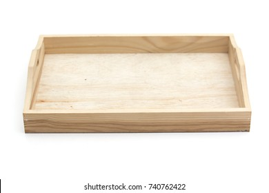 Wood Serving Tray, Kitchen Wooden Tray, Bread And Fruit Cutting Board