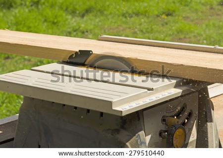 Magnificent Wood Siding Contractor Using Table Saw Stock Photo Edit Now Download Free Architecture Designs Scobabritishbridgeorg