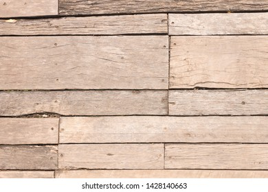 Wood Slat Texture or Wood Floor Background. Wood Slat Texture or Wood Floor Background for design
