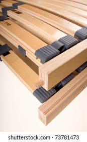 wood slats for bad frame