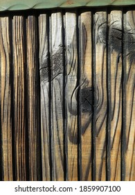 Wood surface detail and null