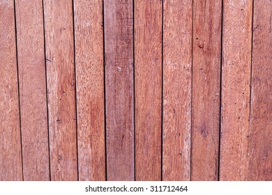 Wood Texture Background with natural pattern, red color