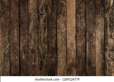 Wood texture. background old panels. Abstract background, empty template. Top view.
