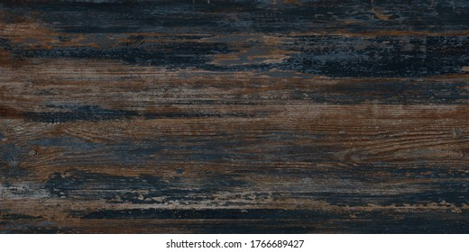 wood texture background, parquet floor.dark  wood background. blue wood texture