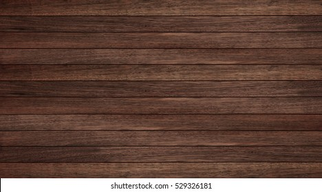 Photo of Wood texture background, wood planks