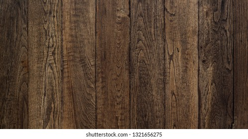 Wood texture background, wood planks or wood wall - Image