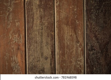 Wood texture background surface natural color , process in vintage style