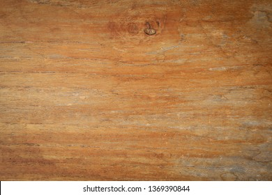 wood texture background, top view of wooden table