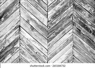 Wood texture barn board black and white photo
