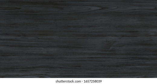wood texture - black blank plank surface shiny wooden wall floor frame exterior panel timber material grey background. Rustic aged grey wooden table top view. Wooden background.