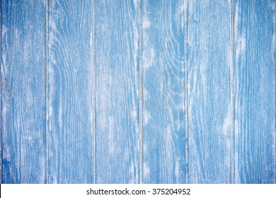 wood texture in blue color.
