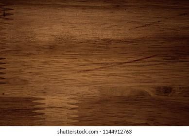 Wood texture board brown