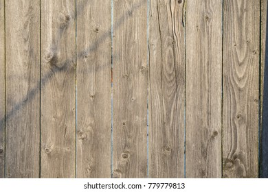 Wood texture from boards
