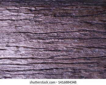 wood texture coated with politur, This wood is a pillar of a traditional house in Jambi-Indonesia Malay tribe
