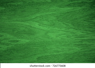 Wood texture in green tone