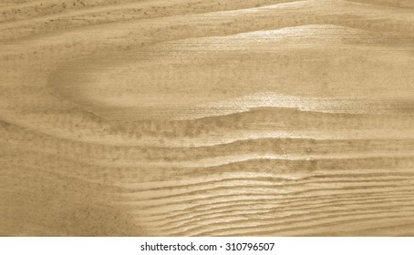 Wood texture with knots.
