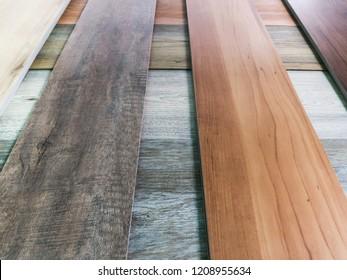 Wood vinyl tile pattern flooring material design texture background