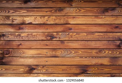 Wood wall background or texture. Natural pattern. Red oak