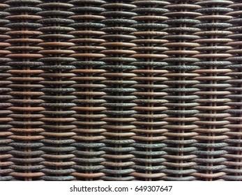 Wood weave together