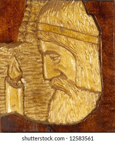 woodcarving 2 - Shutterstock ID 12583561
