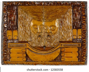 woodcarving - Shutterstock ID 12583558