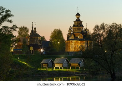 Wooden architecture of Suzdal
