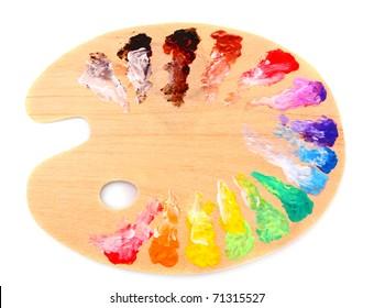 1000 Artist Paint Palette Stock Images Photos Vectors