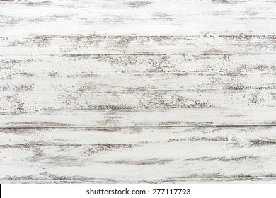 Wooden Background Antique White