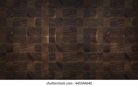 wooden background (glued end face board)