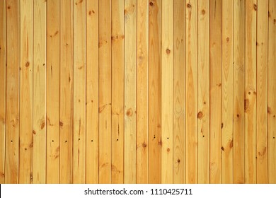 Wooden background made with perfect fresh planks.