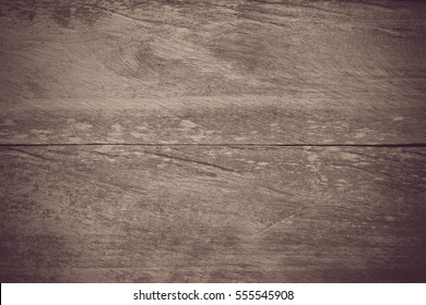 Wooden background in vintage tone