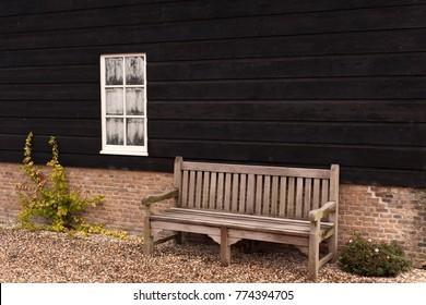 Pictures On Comfortable Concrete Zen Garden Bench