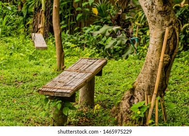 Awe Inspiring Park Bench Swing Images Stock Photos Vectors Shutterstock Caraccident5 Cool Chair Designs And Ideas Caraccident5Info
