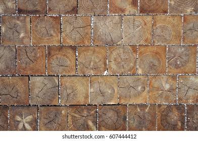 Wood Paving Images Stock Photos Vectors Shutterstock
