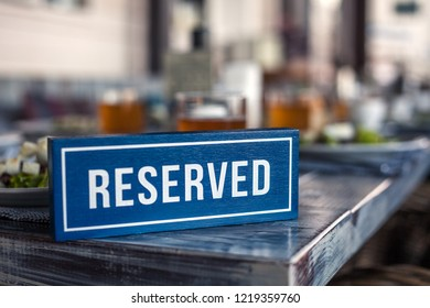 reserved sign images stock photos vectors shutterstock