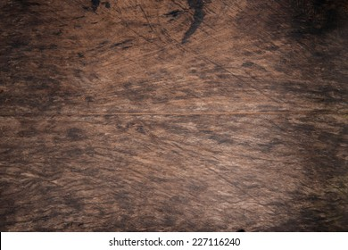 Wooden board for background