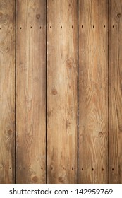 Wooden board in close-up.