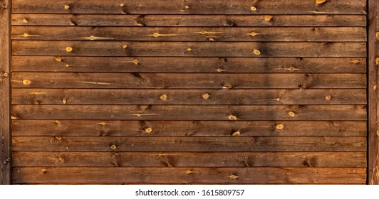 Wooden Board for covering the outside of the fence