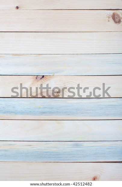 Wooden board of white wood perfect for background