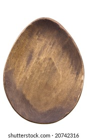 Wooden Bowl (or Plate)