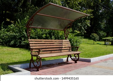 Heavy Duty Counter Stools, Shade Canopy Bench Images Stock Photos Vectors Shutterstock
