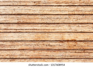 Wooden brown natural desks backdrop. Grunge wood texture.