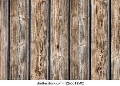 Wooden brown natural desks pattern background.