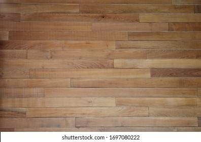Wooden brown wall background,Pattern wood floor.
