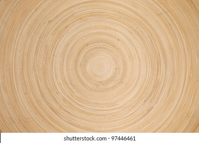 Wooden circles texture background