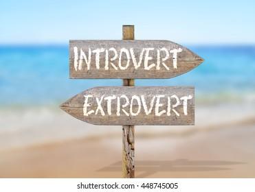 Randění s introvertním extrovertem