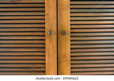 wooden door and window shutter background & Louvre Doors Images Stock Photos u0026 Vectors | Shutterstock