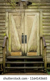 Wooden Doors and Stairs